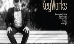CD KeyWorks - Blasco de Nebra, Beethoven, Llácer Pla, Chopin, Santos & Rodrigo